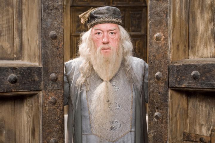 dumbledore gay