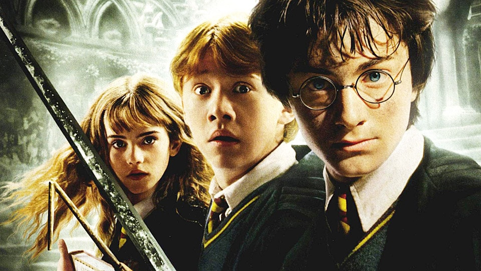 Harry Potter et la Chambre des Secrets (2002) - Harry Potter Forever on