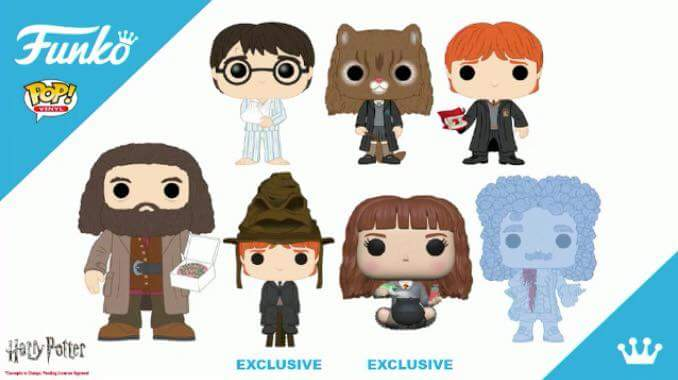Calendrier De Lavent Harry Potter Funko Pop.La Sixieme Vague De Figurines Pop Harry Potter De Funko S