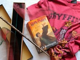 La collection Harry Potter chez Primark