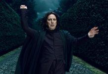 La théorie selon laquelle Severus Rogue n'est pas mort