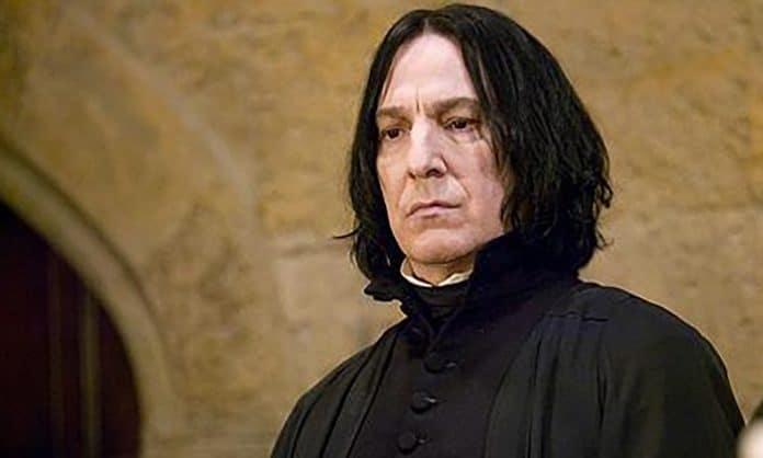 5 répliques que l'on adore de Severus Rogue
