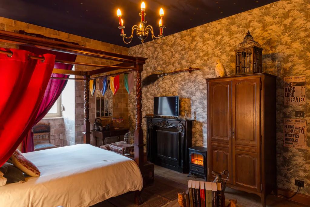 Où se trouve ce gîte Airbnb ?