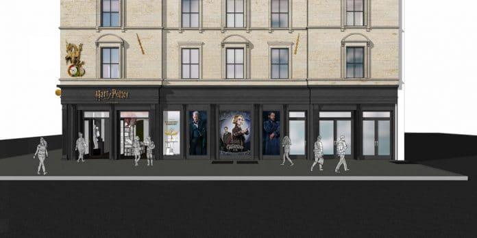 New York va accueillir le plus grand magasin officiel Harry Potter
