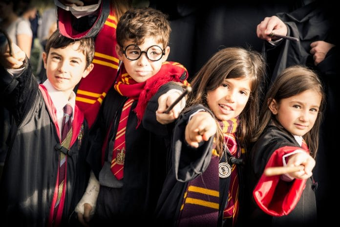 Comment organiser un anniversaire Harry Potter ?