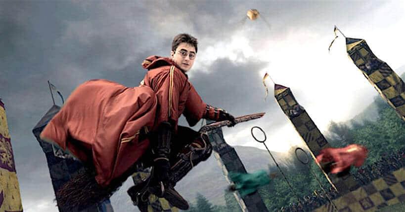Coupe de Quidditch des Quatre Maisons : on vous dit tout